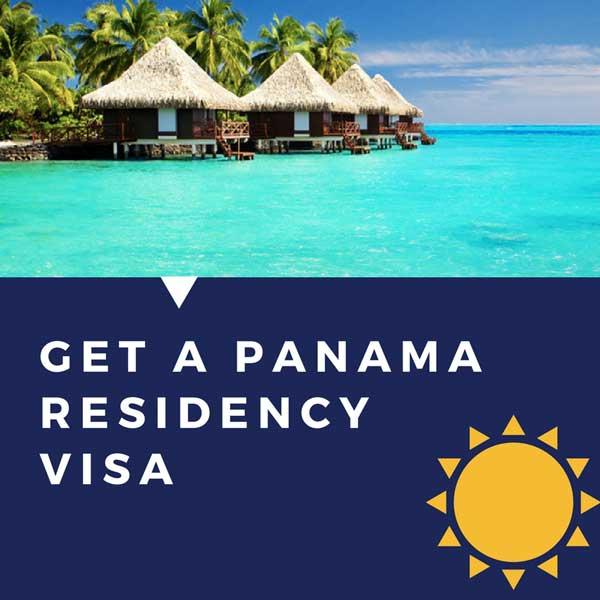get a panama residency visa