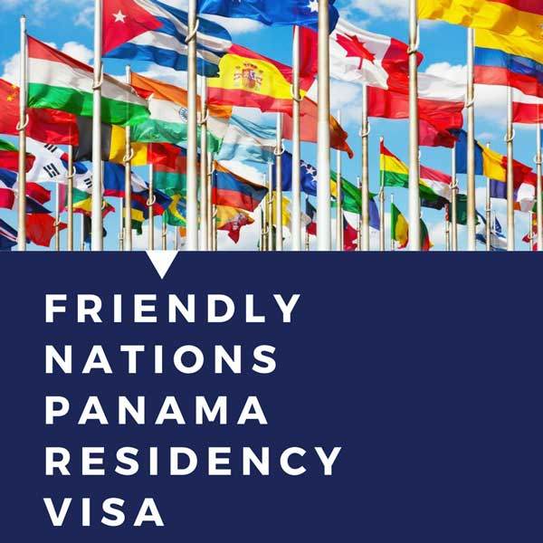 list of 50 friendly nations panama residency visa