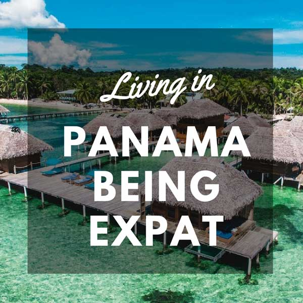 living in Panama as an expat