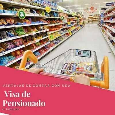 Visa de Pensionado o Jubilado