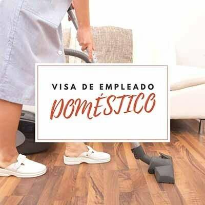 Visa de Empleado Domestico