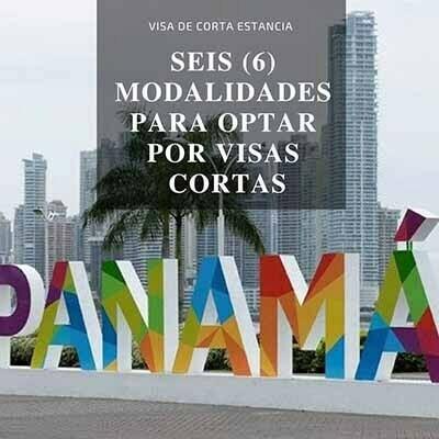 Solicitud de Visa de Corta Estancia en Panamá