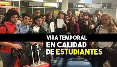 Visa de Estudiante en Panama Visa temporal en calidad de estudiante